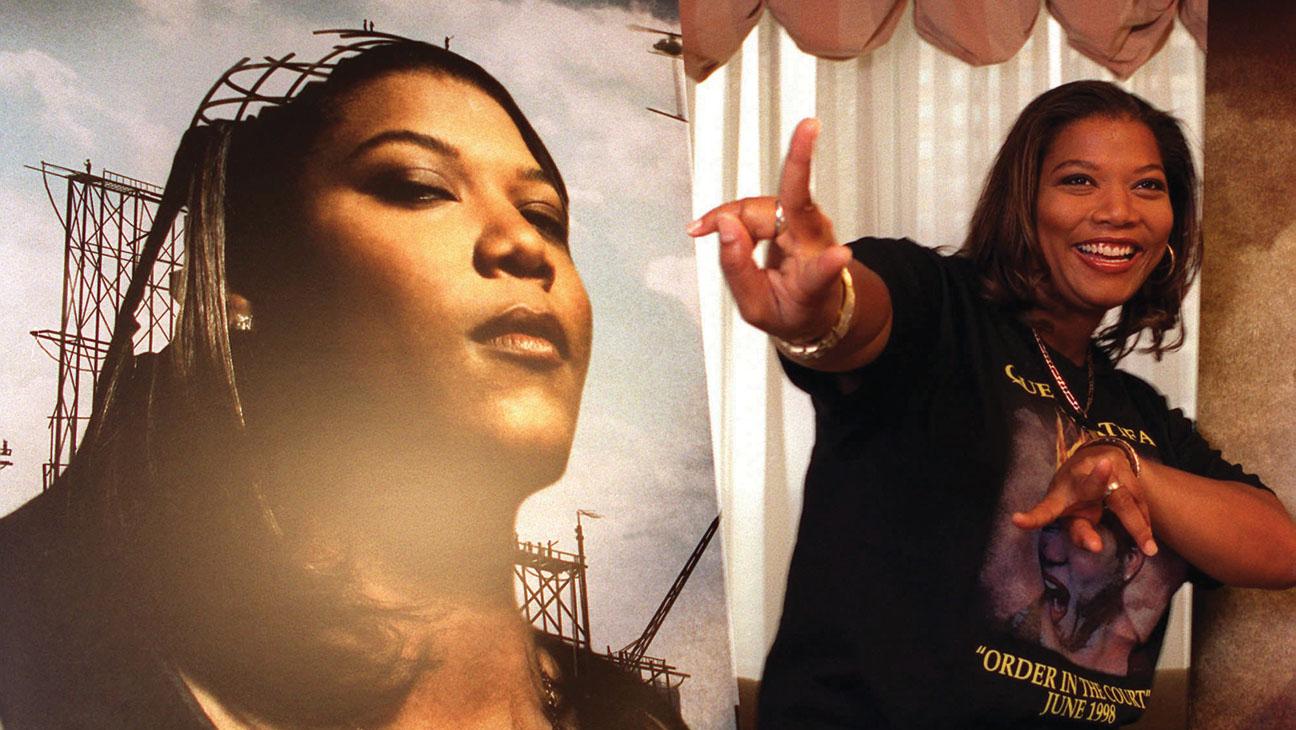 """Queen Latifah felxes her """"Oprah"""" Muscle in new career ..."""